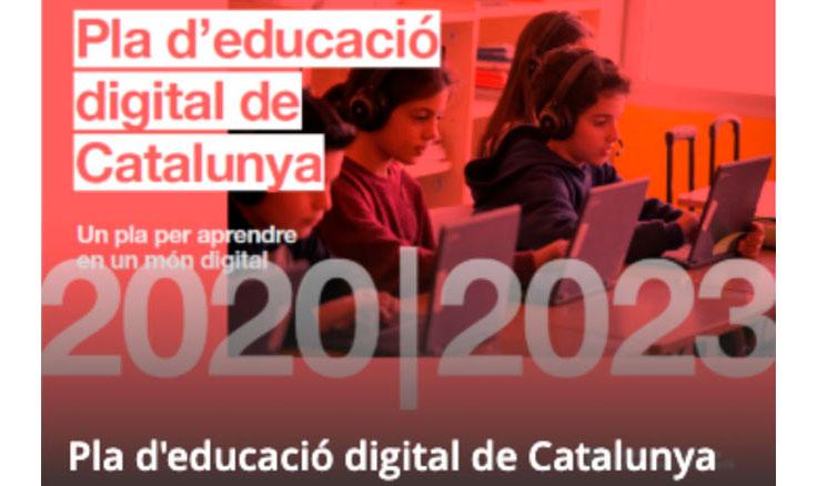 Pla d'Educació Digital del Catalunya
